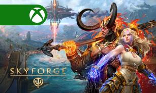Skyforge Xbox