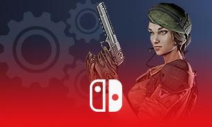 Warface Nintendo Switch