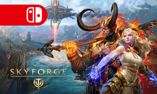 Skyforge Nintendo Switch