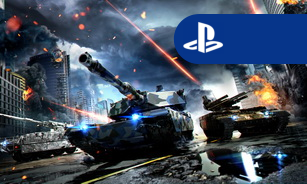 Armored Warfare PlayStation