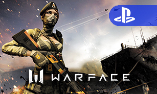 Warface Playstation